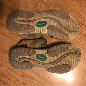 Drexlite Shoes - Drexlite Leather Classics sandals
